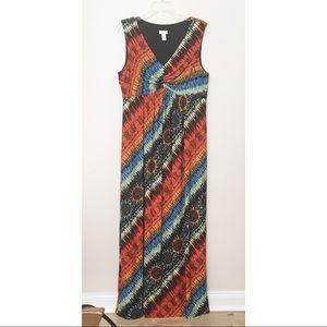 Chico's size 2 maxi dress